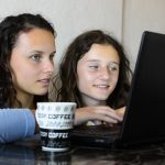 Sian Pryce Counselling two-girls-on-the-computer-150x150 Video-gaming and well-being -yes the two can go together ! Uncategorized  video gaming and wellbeing video game addiction Rob Dovey mindful video gaming gaming and psychology Counselling and video games counselling and gaming